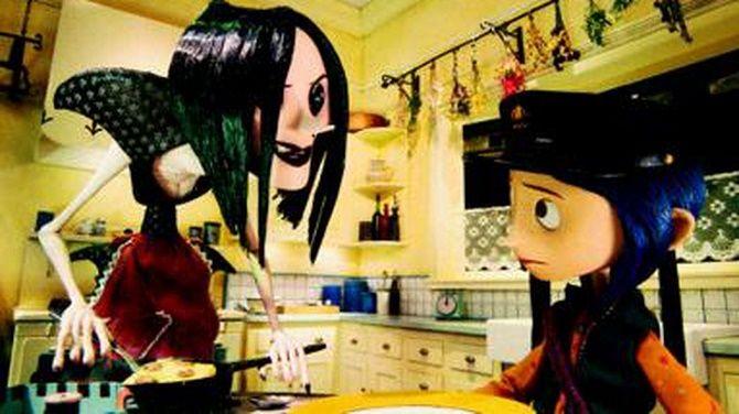 Подборка страшно веселых мультфильмов, которые можно посмотреть на Хэллоуин 2