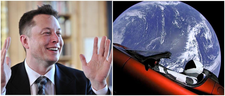 Tesla Roadster, запущена Ілоном Маском, пролетіла на мінімальній відстані від Марсу