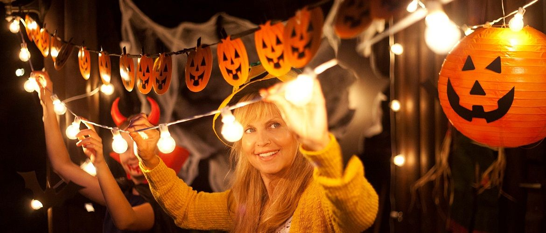 Комната страха: украшаем домашний интерьер на Хэллоуин 2020