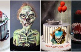 Торт на Геловін: варіанти прикрашання «жахливого» десерту