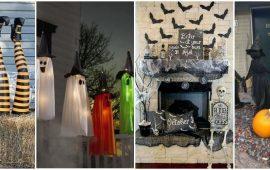 Прикрашання будинку на Геловін 2020: круті варіанти і фото ідеї