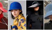Женские головные уборы 2021: шляпы, косынки, береты, панамы и кепи
