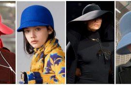 Жіночі головні убори 2021: хустки, капелюхи, берети, панами та кепі