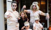 Костюм на Геловін своїми руками: прості та бюджетні варіанти для всієї родини