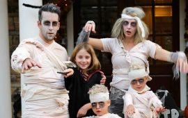 Костюм на Хэллоуин своими руками: простые и бюджетные варианты для всей семьи