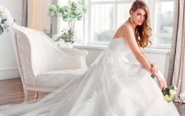 Мов принцеса: пишні весільні сукні 2020-2021