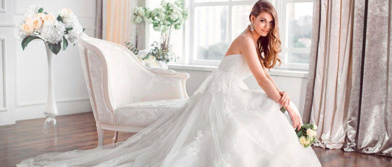 Как принцесса: пышные свадебные платья 2020-2021