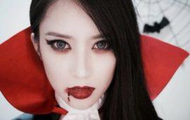 До останньої краплі крові: найкрутіший макіяж вампіра на Геловін, який можна легко зробити вдома — секрети, ідеї, фото