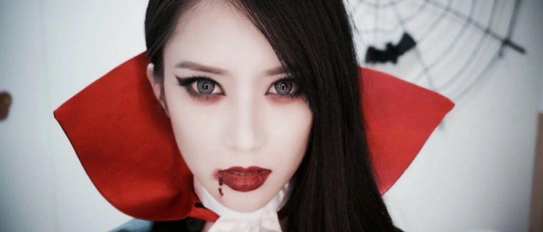До последней капли крови: самый крутой макияж вампира на Хэллоуин, который можно легко сделать дома – секреты, идеи, фото