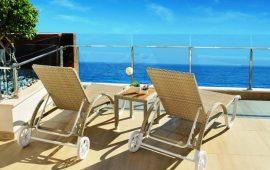 Квартира на первой линии — наслаждайся морем каждое утро