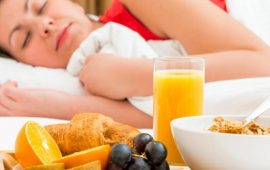 Топ-10 лучших продуктов для хорошего сна