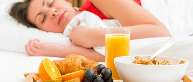 Топ-10 найкращих продуктів для хорошого сну