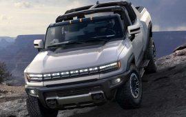 Hummer возвращается: GM представила свой первый электрический пикап с рекордной мощностью