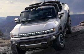 Hummer повертається: GM представила свій перший електричний пікап з рекордною потужністю