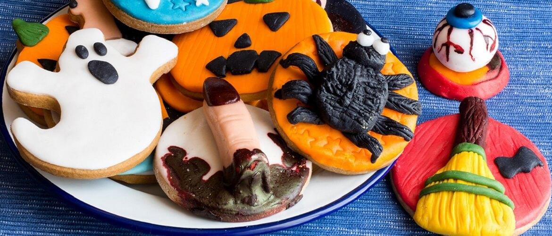 Жахливо смачно: рецепти печива на Геловін