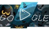 Пограємо? Google запустив ігровий дудл з кішкою Момо на честь Геловіна