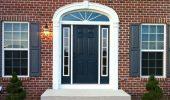 Особенности выбора входных дверей для частного дома