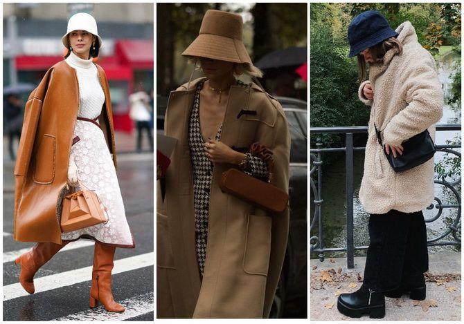 Жіночі головні убори 2021: хустки, капелюхи, берети, панами та кепі 12