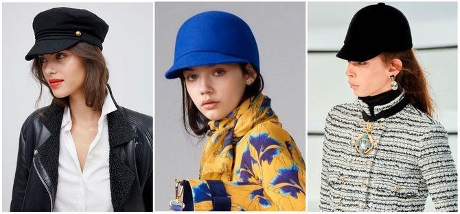 Жіночі головні убори 2021: хустки, капелюхи, берети, панами та кепі 15