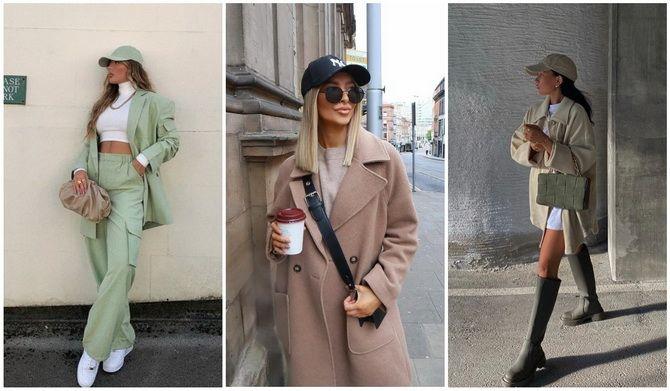 Жіночі головні убори 2021: хустки, капелюхи, берети, панами та кепі 18