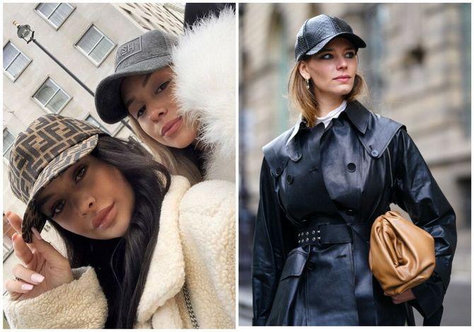 Жіночі головні убори 2021: хустки, капелюхи, берети, панами та кепі 19