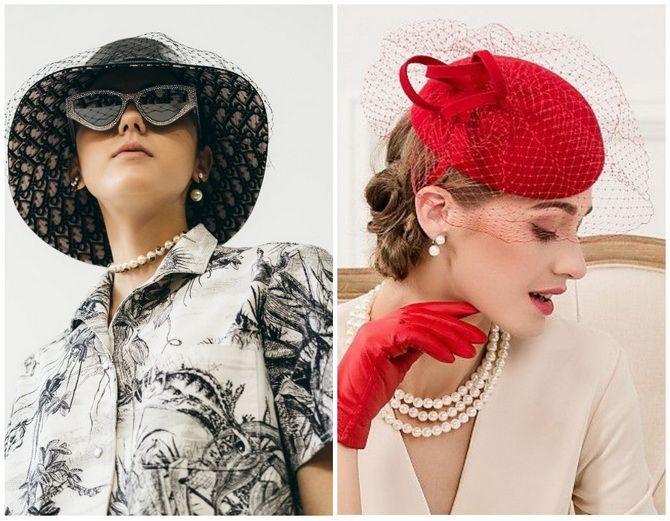 Жіночі головні убори 2021: хустки, капелюхи, берети, панами та кепі 21