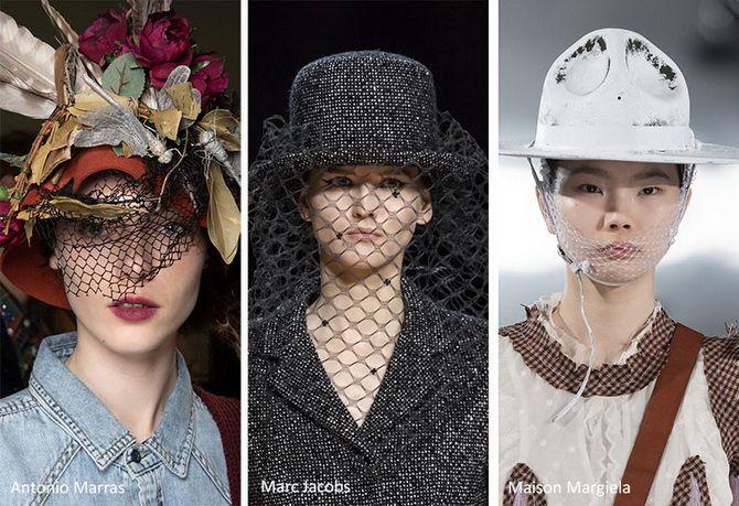 Жіночі головні убори 2021: хустки, капелюхи, берети, панами та кепі 22