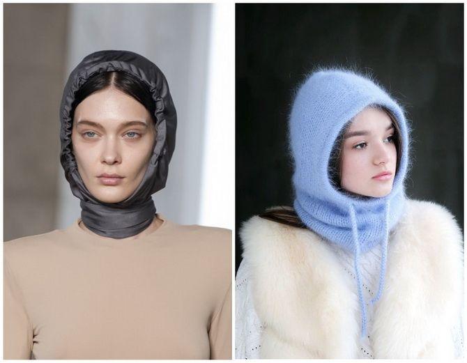 Жіночі головні убори 2021: хустки, капелюхи, берети, панами та кепі 30