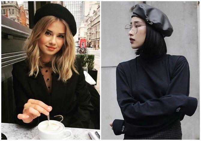 Жіночі головні убори 2021: хустки, капелюхи, берети, панами та кепі 9