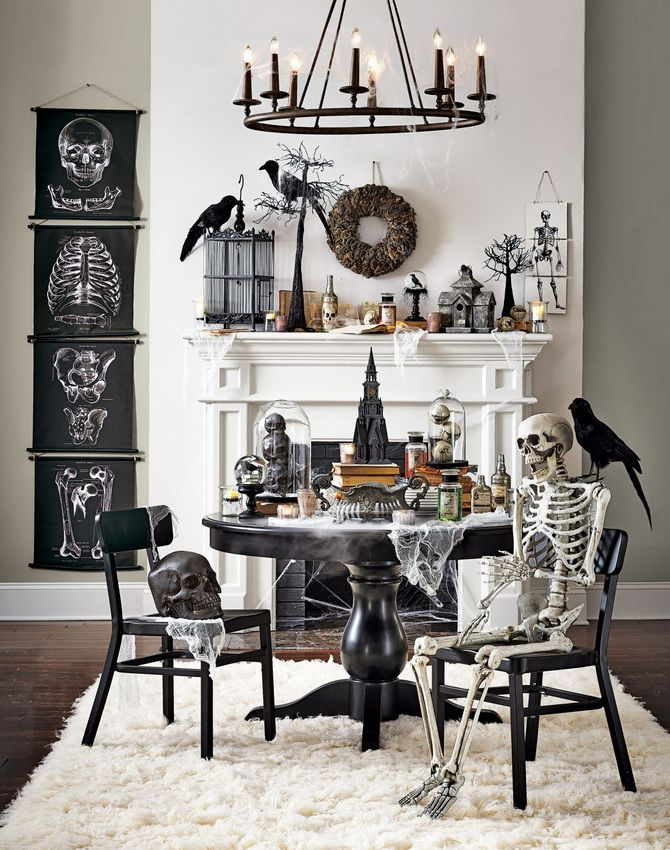 Chamber of horrors: decorating your home for Halloween 2020 1