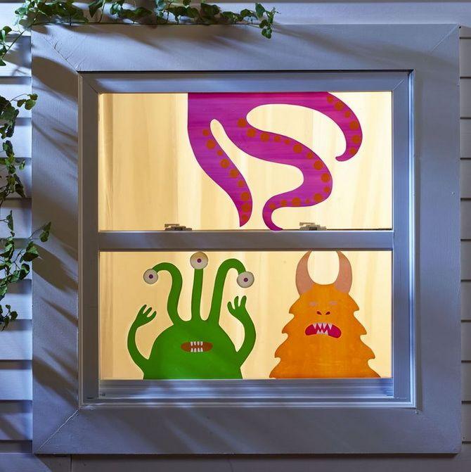 Комната страха: украшаем домашний интерьер на Хэллоуин 2020 14