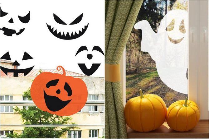 Комната страха: украшаем домашний интерьер на Хэллоуин 2020 17