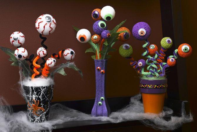 Комната страха: украшаем домашний интерьер на Хэллоуин 2020 20