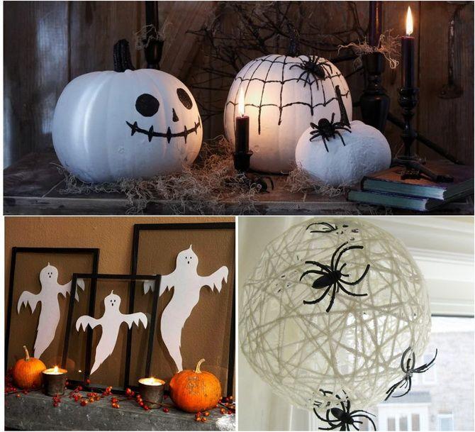 Комната страха: украшаем домашний интерьер на Хэллоуин 2020 3