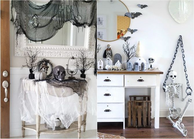 Chamber of horrors: decorating your home for Halloween 2020 31