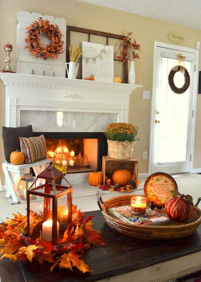 Комната страха: украшаем домашний интерьер на Хэллоуин 2020 40