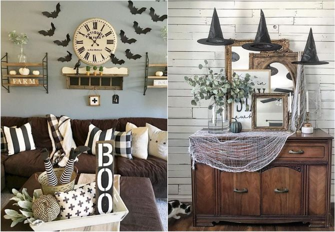 Chamber of horrors: decorating your home for Halloween 2020 41