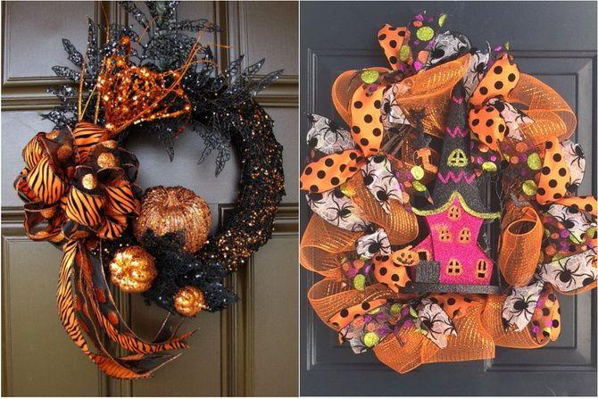 Комната страха: украшаем домашний интерьер на Хэллоуин 2020 46