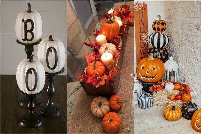 Комната страха: украшаем домашний интерьер на Хэллоуин 2020 48