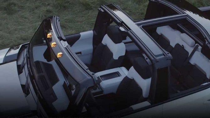 Hummer возвращается: GM представила свой первый электрический пикап с рекордной мощностью 3