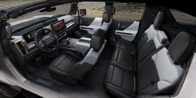 Hummer возвращается: GM представила свой первый электрический пикап с рекордной мощностью 5