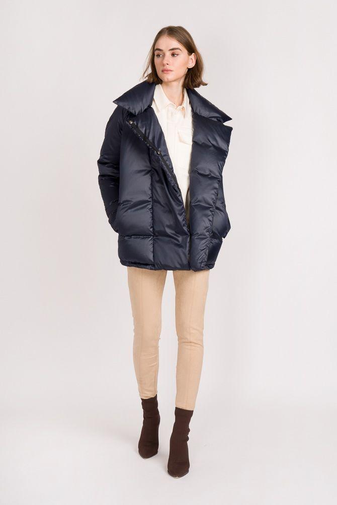 Выбираем самый модный пуховик на зиму 2021: лучшие модели сезона 2