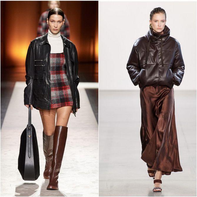Подбираем модную женскую куртку осень-зима 2020-2021: на что обратить внимание 10