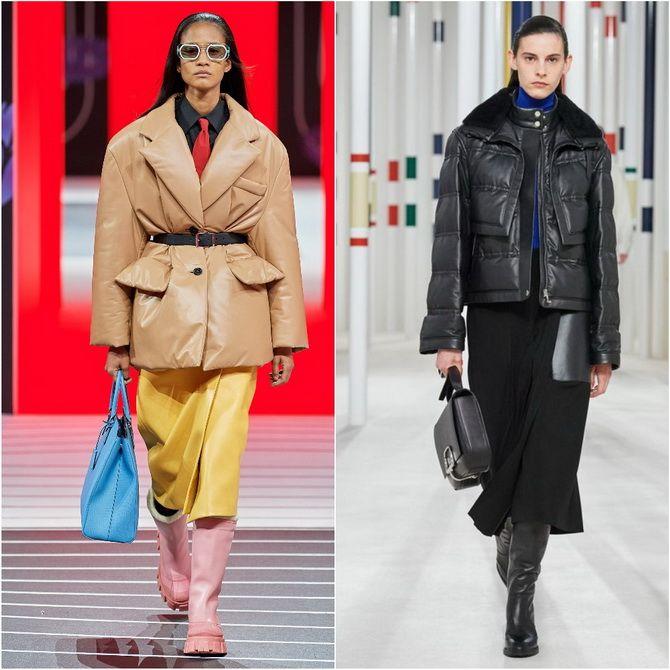 Подбираем модную женскую куртку осень-зима 2020-2021: на что обратить внимание 11