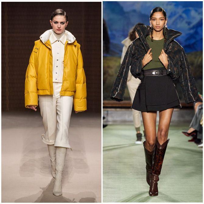 Подбираем модную женскую куртку осень-зима 2020-2021: на что обратить внимание 13