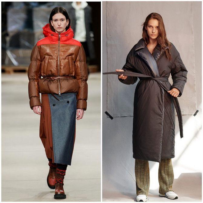 Подбираем модную женскую куртку осень-зима 2020-2021: на что обратить внимание 14