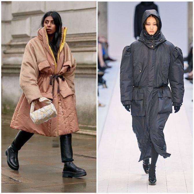 Подбираем модную женскую куртку осень-зима 2020-2021: на что обратить внимание 17