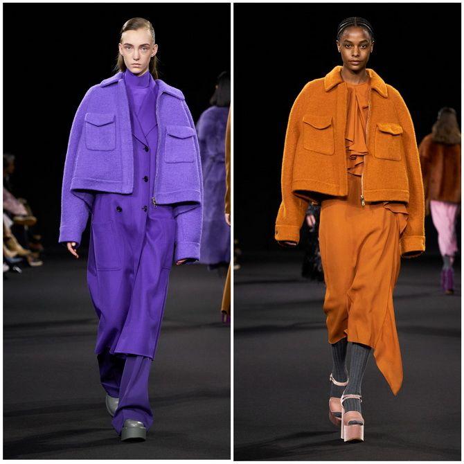 Подбираем модную женскую куртку осень-зима 2020-2021: на что обратить внимание 23