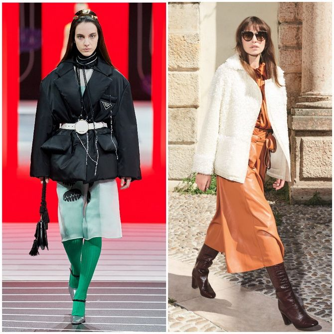 Подбираем модную женскую куртку осень-зима 2020-2021: на что обратить внимание 25