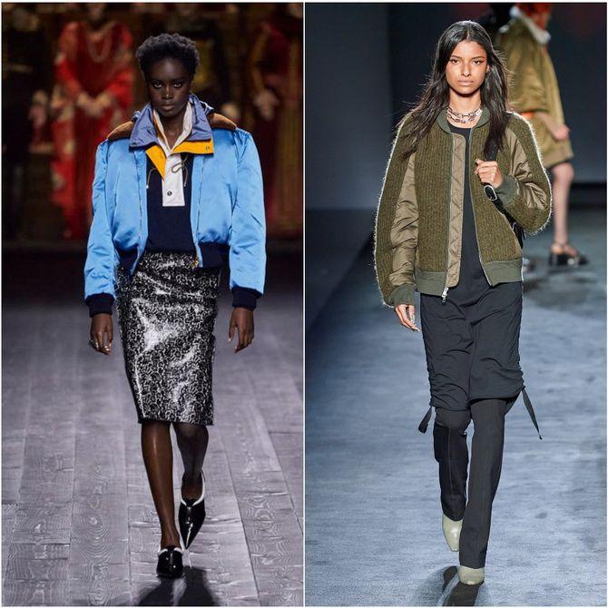 Подбираем модную женскую куртку осень-зима 2020-2021: на что обратить внимание 4